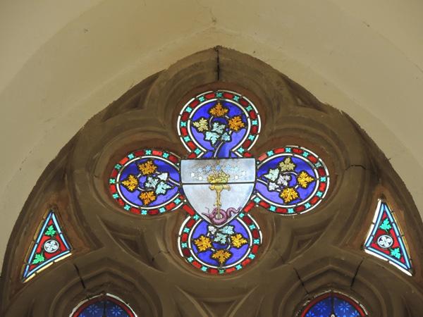 vitraux nettoyés, restaurés, rénovés et reposés