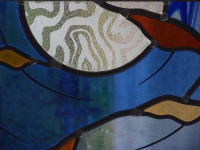 pièces de verres sablées pour être gravées, dépolies ou sculptées